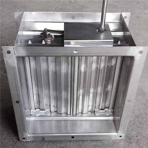 气动空调排风百叶阀