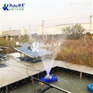 浮筒式喷泉曝气机