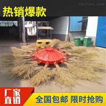 折叠式扫路机 牵引式扫地机