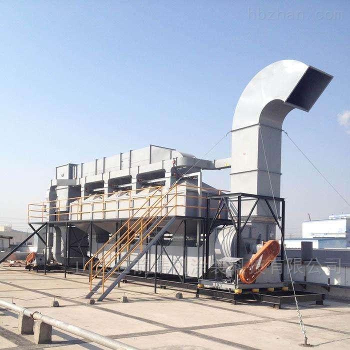 催化燃烧设备喷漆房废气处理净化率高