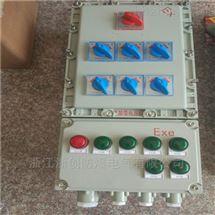 炼化厂用防爆照明配电箱BXM51
