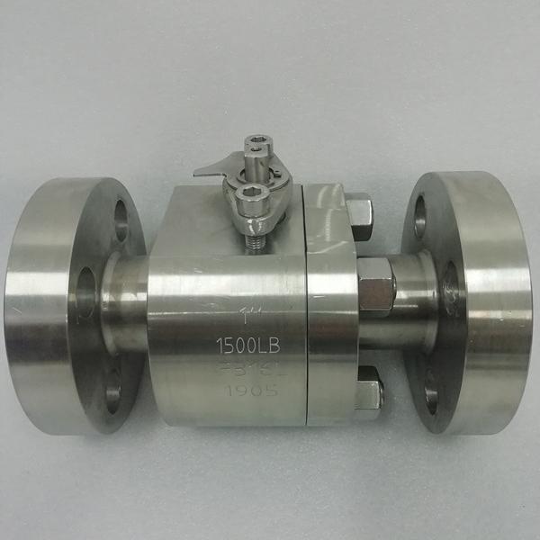 高压锻钢球阀Q41N-160
