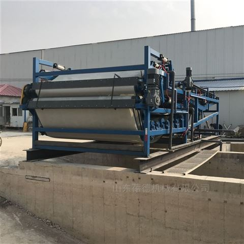 带式泥浆脱水设备供应