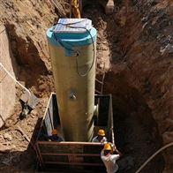 一体化雨水提升泵站有什么作用