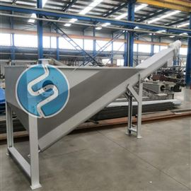 LSSF型螺旋式砂水分离器捞砂机