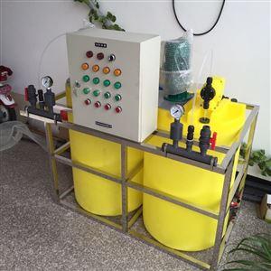 锅炉厂用加药装置