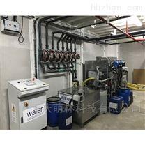喷漆线循环水处理系统
