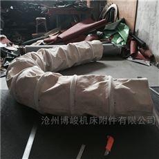 唐山耐磨帆布水泥收尘布袋厂家生产