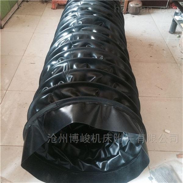 橡胶布卸料耐磨抗老化伸缩布袋型号