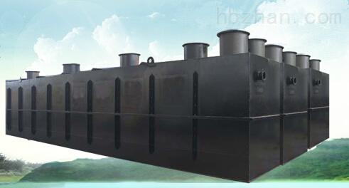 地埋式污水处理设备排水系统