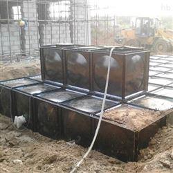 10×5×3地埋式消防水箱