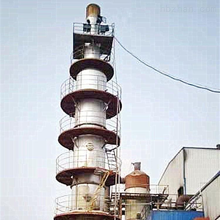 环振定制酸碱锅炉烟气脱硫塔保证排放达标