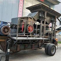 湖南大理石制砂生产线,岳阳移动锤破制砂机