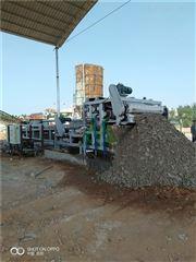 重庆洗石粉泥浆压滤设备