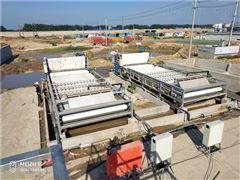 潮州高铁建设打桩污泥干堆机好不好