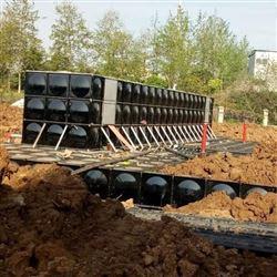 10×5×3盐城金泽供水 地埋箱泵一体化生产厂家