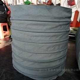 自定水泥散装机除尘耐磨输送布袋