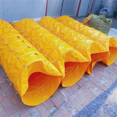 帆布水泥运量大伸缩式除尘布袋