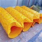 齐全水泥熟料机除尘机床附件帆布伸缩布袋定做