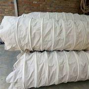环保除尘散装机输送伸缩布袋