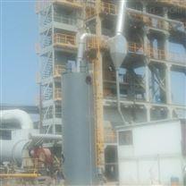 新疆沥青站烟气净化选用硕玛电捕焦油器