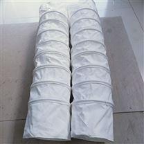 帆布钢带式伸缩水泥布袋