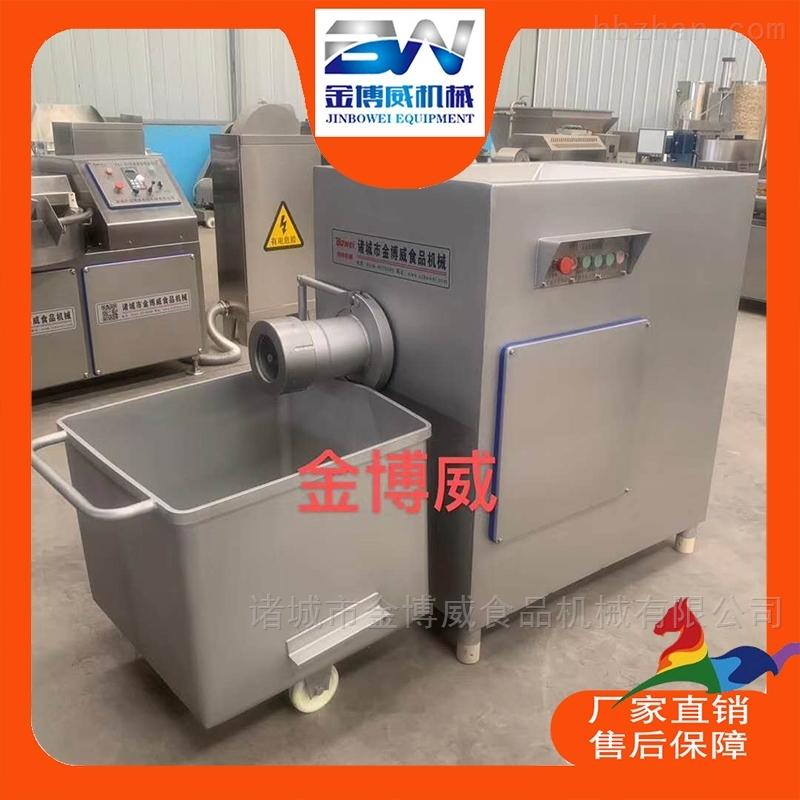 烤肠成套加工设备绞肉机专业生产