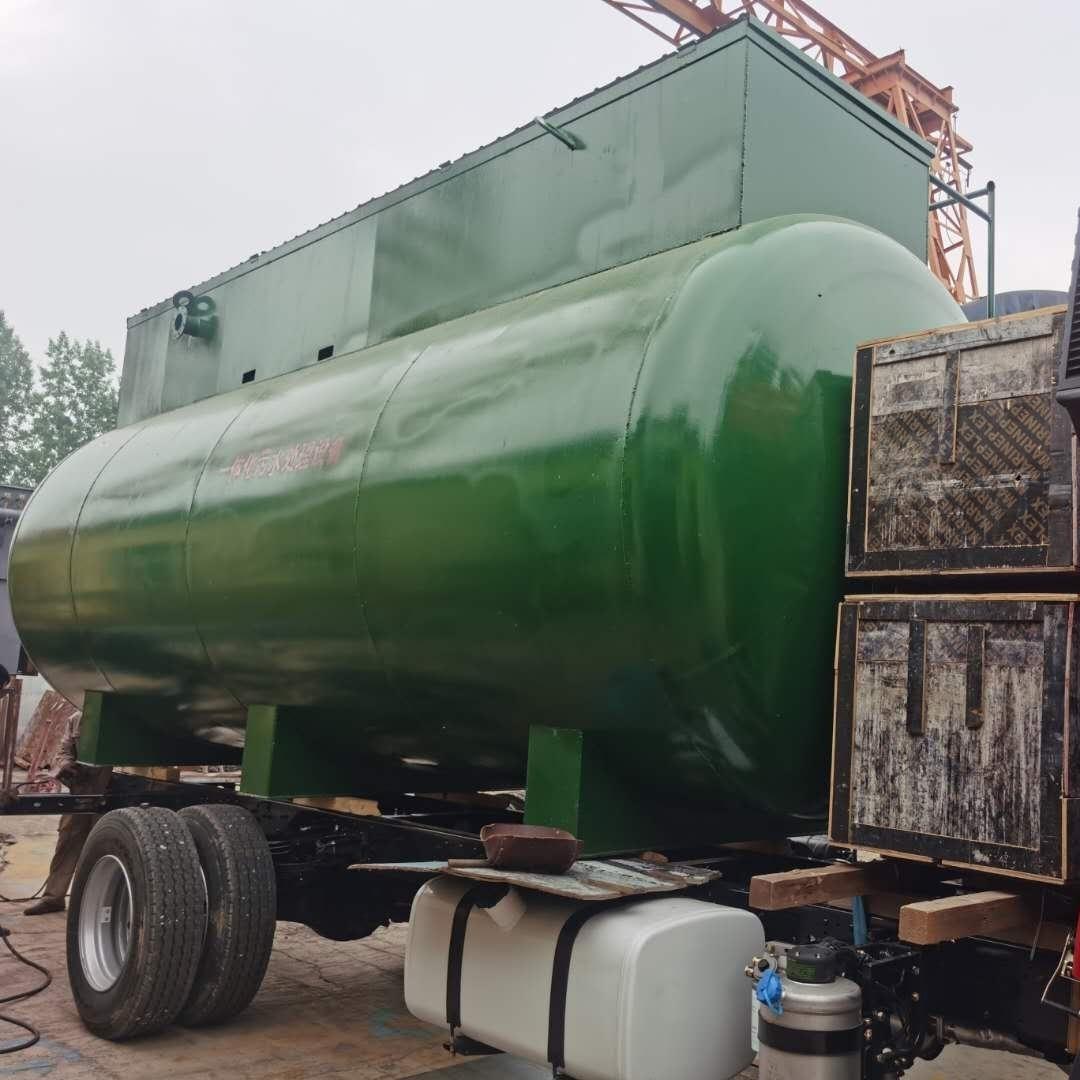 天津一体化农村污水处理设备