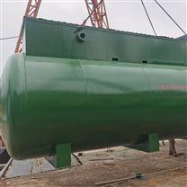 杭州地埋式农村污水处理一体化设备