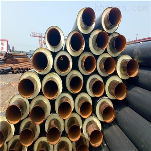 塑套钢直埋保温钢管标准规格