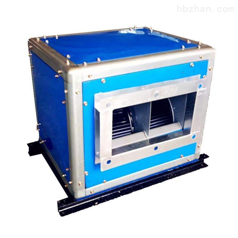 HTFC系列消防通风两用低噪声柜式离心风机箱