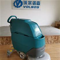 530电动手推洗地机 地面擦地机