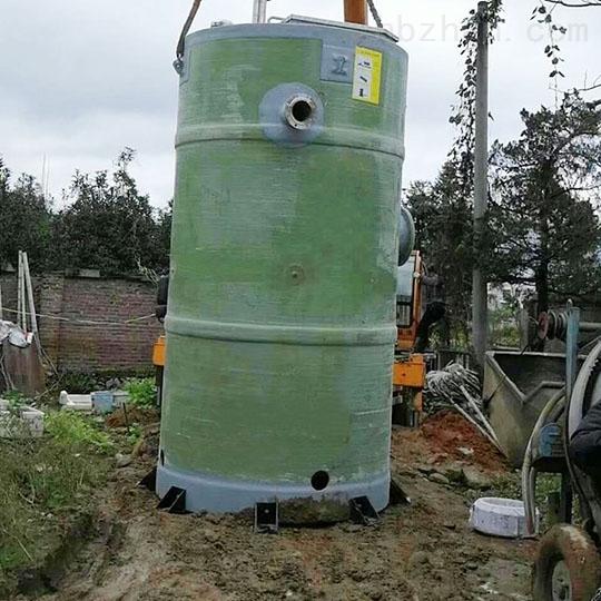 湖南长沙一体化提升泵站