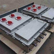 气体粉尘场所防爆箱 照明动力控制箱