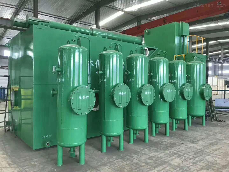 哈密净水一体化设备型号