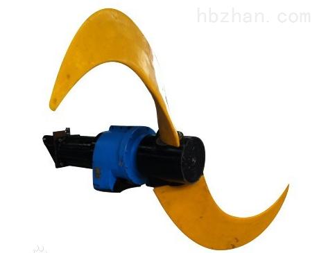 低速潜水推进器