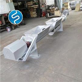 LYZ299/9螺旋压榨机 污泥压榨设备操作简单