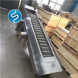 GSHP-2000回耙式格栅除污机 牵引式清污机
