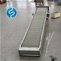 污水不锈钢回转式细格栅除污机