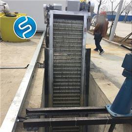 网板式阶梯格栅除污机进水方式