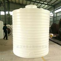 常德30吨搅拌站专用储水罐塑料水箱如何安装