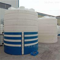 随州20吨平底塑料水箱PE聚乙烯立式水箱批发