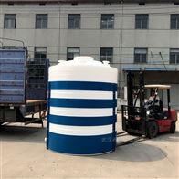 抚州8吨水泥外加剂储罐优质PE母液储罐批发