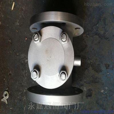 江门DN350 BH44H-64C不锈钢保温止回阀自立式