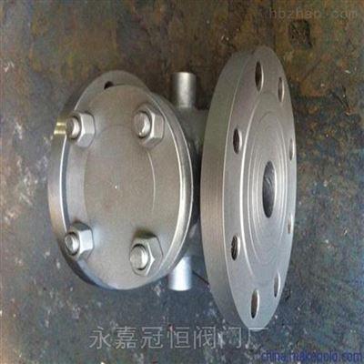 新乡DN100 BH42H-40C碳钢不锈钢铸钢逆止阀单向阀自立式