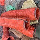 耐高温阻燃风力发电伸缩软管