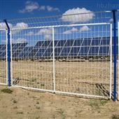 光伏电站及特高压电厂钢丝网围墙设计方案