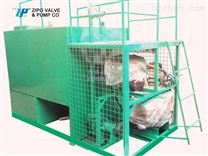自贡自泵高速路绿化客土喷播机液压播种机