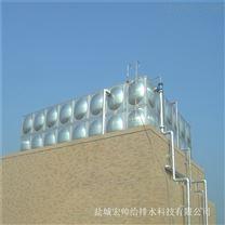 不锈钢焊接式生活冷水箱