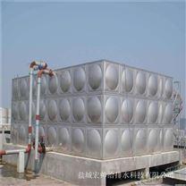 不锈钢矩形水箱厂家